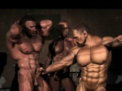 3d-anime-muscular-gays-foursome-handjob