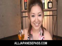 karin-tsubaki-asian-model-is-getting-her-hairy-pussy-poked