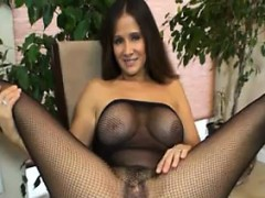 hairy-and-busty-milf-does-a-striptease