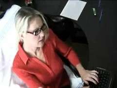 milf-gets-a-cumshot-from-young-guy-while-working