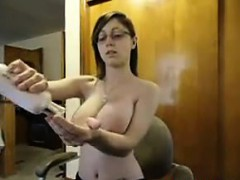 nerdy-girl-shows-off-her-big-breasts