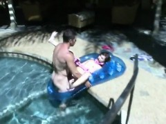 hot-lily-gets-gagged-and-fucked-doggystyle-by-the-poolside