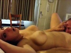 Filming His Wife Being Fucked By A Stranger