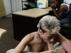 Black BF let the pawn man fucks his GF to earn extra money
