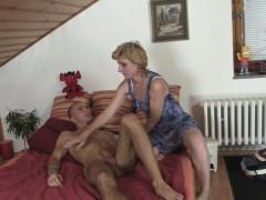 girlfriends-hot-mom-helps-him-cum