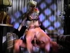 Amazing Classic Porn Star In Classic Sex Scene