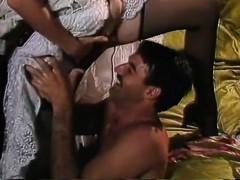 tracey-adams-mike-horner-john-leslie-in-vintage-porn-scene