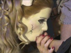 scary-living-doll-sucks-off-and-slammed