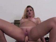 Lesbian Close Up Strapon Fuck