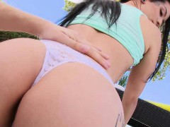 massive booty brunette katrina jade gets nailed