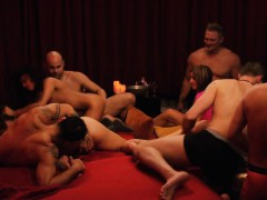 swingers-swap-partner-and-had-hot-orgy-in-the-mansion