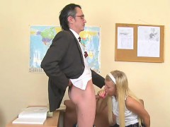 Horny Teacher Is Pounding Sweet Sweetheart Senseless