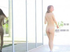 bethany solo redhead natural breasts and a firm full butt WWW.ONSEXO.COM