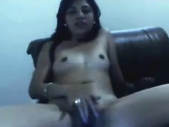 Cute Indian Girl Gets Naked