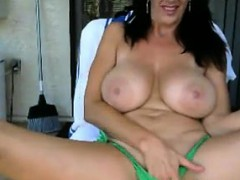 Mature Busty Cam Slut
