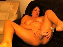 Thick And Busty Woman Fools Around