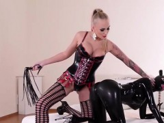 Love Bdsm Actions With These Charming Babes
