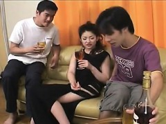 ayaka-gets-cum-on-mouth-after-is-nailed-in-hairy-hot-box
