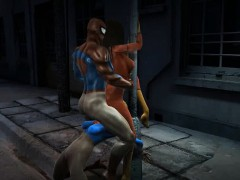 two-bi-3d-superhero-babes-get-fucked-by-spiderman