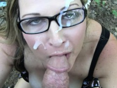 cute-nerdy-wife-sucks-cock-and-takes-a-mean-facial