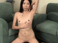 Lovely Chick Opens Up Narrowed Slit And Gets Deflowered