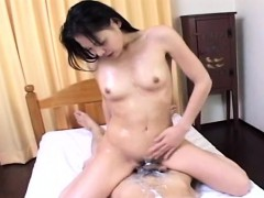 asian-bitch-getting-her-wet-pussy-toy-plowed