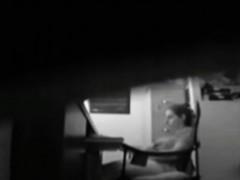 spying-my-mom-fingering-at-her-desk