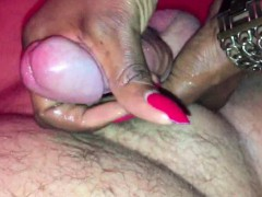 black-mama-taking-care-of-a-hard-white-dick