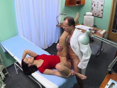 bogus doctor fucks nurse and patient – افلام سكس ممرضات HD
