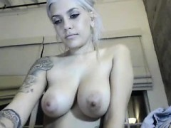 tattooed-blonde-with-big-natural-breasts-fucks-her-holes-wi