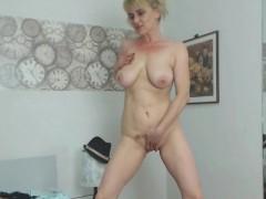 milf-with-big-creamed-boobs-masturbates