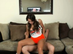 Fucking a Hooters Girl – FreeFetishTV.com