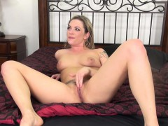 sultry dahlia sky fucks a hard cock and then takes herself to climax