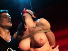 Bonded sexslave pussywhipped and disciplined