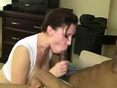while a big black cock fucked hard her married man recording married w