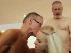 Sexy Young Teen Gangbang Fuck Old Young