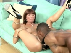 Eager Milf Can't Help But Moan While Letting In This Rigid Bone
