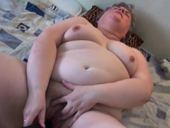 granny takes care of a horny girl
