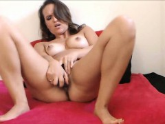 Beautiful And Lusty Babe Ovulating And Moaning