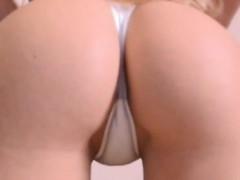 sexy cute slut showing booty on webcam — pussycamhd.c0m