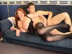 Russian amateur milf has fun with Latonya from 1fuckdatecom