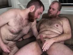 bearded-bear-pounding-otters-tight-asshole