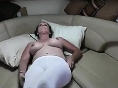 mature couple fuck on the couch WWW.ONSEXO.COM