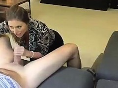 Lustful wife sucking stranger cock - visit realfuck24