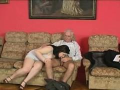 Old man fucks a bosom big babe Curtis from 1fuckdatecom