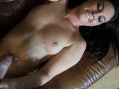 cute-gf-gets-fucked-and-cum-sprayed-by-bf