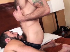 bearded-bear-assfucked-during-mature-threeway