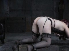 pierced-sub-tiedup-and-spanked-with-belt