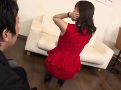 Порно кастинг Азиатки Японское В чулках и колготках фото 14
