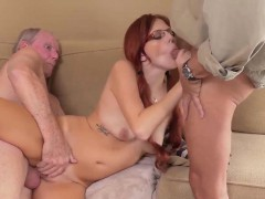 Amateur Cumshot Swallow Comp Frankie And The Gang Take A Tri